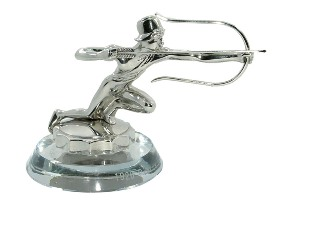 Pierce Arrow (1926) Hood Ornament