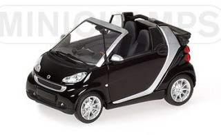 Smart Fortwo Cabriolet 2007