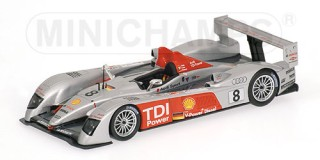 Audi R10 2006 Le Mans No.8 - winner