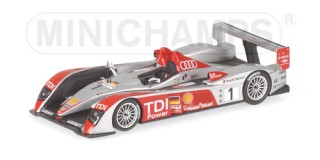 Audi R10 2007 Le Mans No.1 - winner