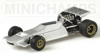 De Tomaso 505/38 Ford - Frank Williams Racing - Factory Roll Out