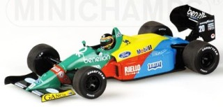 Benetton Ford B188 1988 No.20 Thierry Boutsen