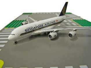Airbus A380-841 - Singapore Airlines