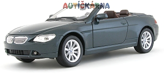 BMW 6 Series (E64) cabriolet