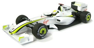 Brawn GP BGP 001 (2009) No.22 - Jenson Button
