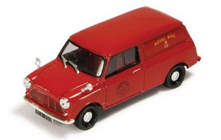 Mini Van Royal Mail 1965