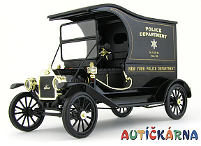 Ford Model T New York Police Departmen