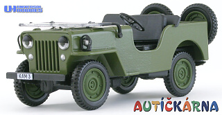 Jeep Willys M606 - Octopussy
