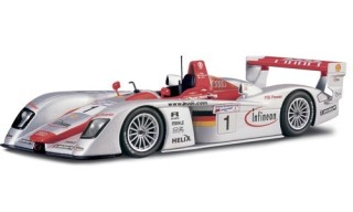 Audi R8 2002 Le Mans No.1 - winner