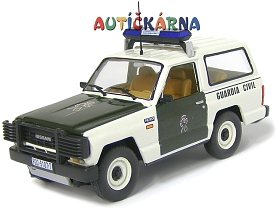 Nissan Patrol 1992 Guardia Civil