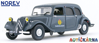 Citroen 11CV Traction Commerciale