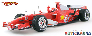 Ferrari 248 F1 2006 Michael Schumacher No.5